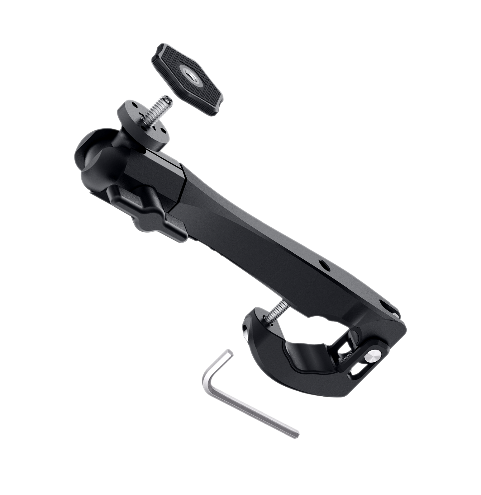 Rugged Handlebar Mount (¼-20)